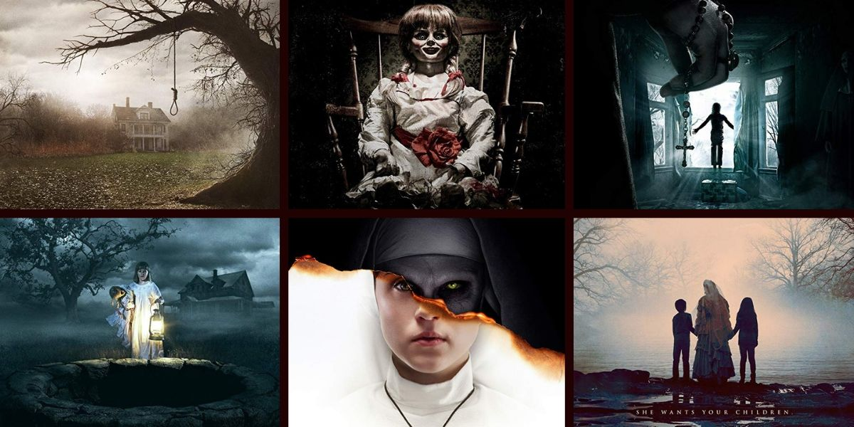 The Conjuring Universe: Ranking Every Film So Far