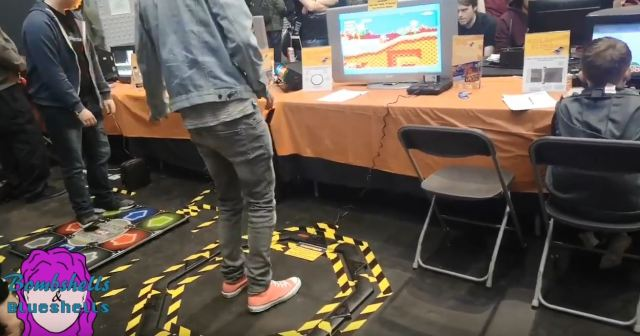 Sonic the Hedgehog Motion Sensor Play Expo 2019