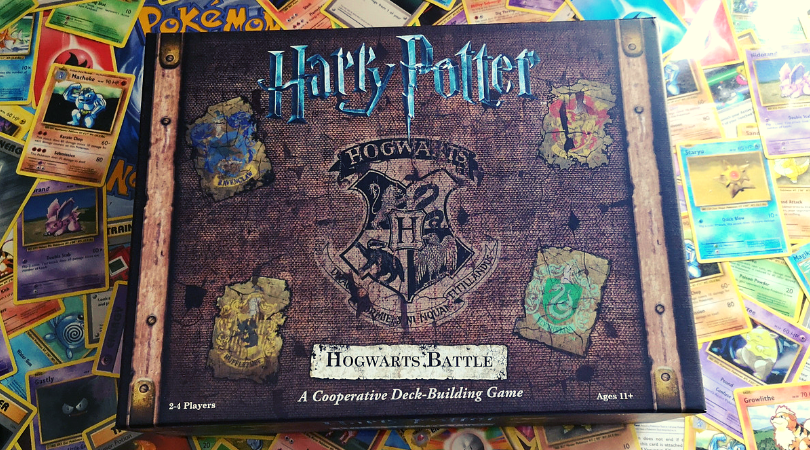 Harry Potter: Hogwarts Battle Board Game Review – Cooperative Magic