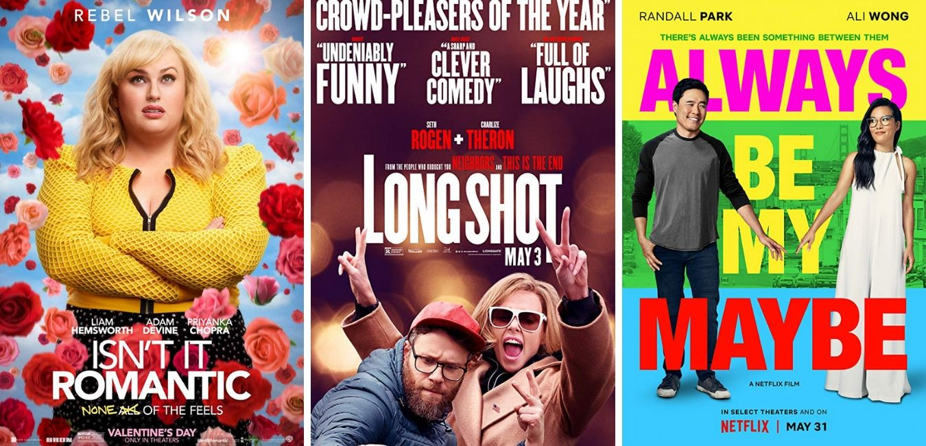 Modern Romantic Comedies – Redefining the Rom Com for 2019