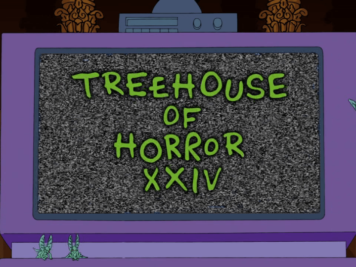 13 Best Treehouse of Horror Segments from The Simpsons