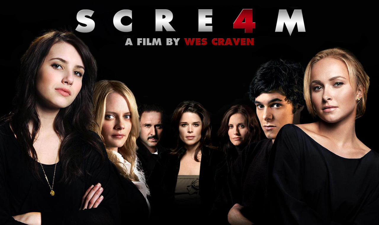 Scream 4 [10 Year Retrospective]: I Don't Need Friends, I Need Fans