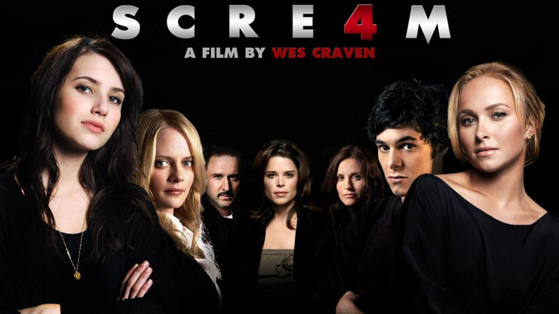 Scream 4 [10 Year Retrospective]: I Don't Need Friends, I Need Fans