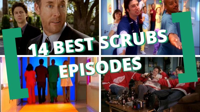14 Best Scrubs Episodes [International Nurses Day Celebration]
