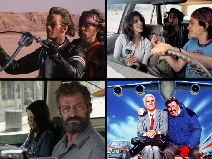 14 Great Road Movies [Hit the Road]