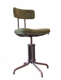 Gispen 353 vintage metal desk chair