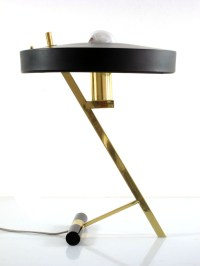 Philips Louis Kalff 'Z'- vintage design table lamp - Sold