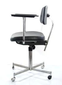 English fifties retro design adjustable desk chair - Eames ...