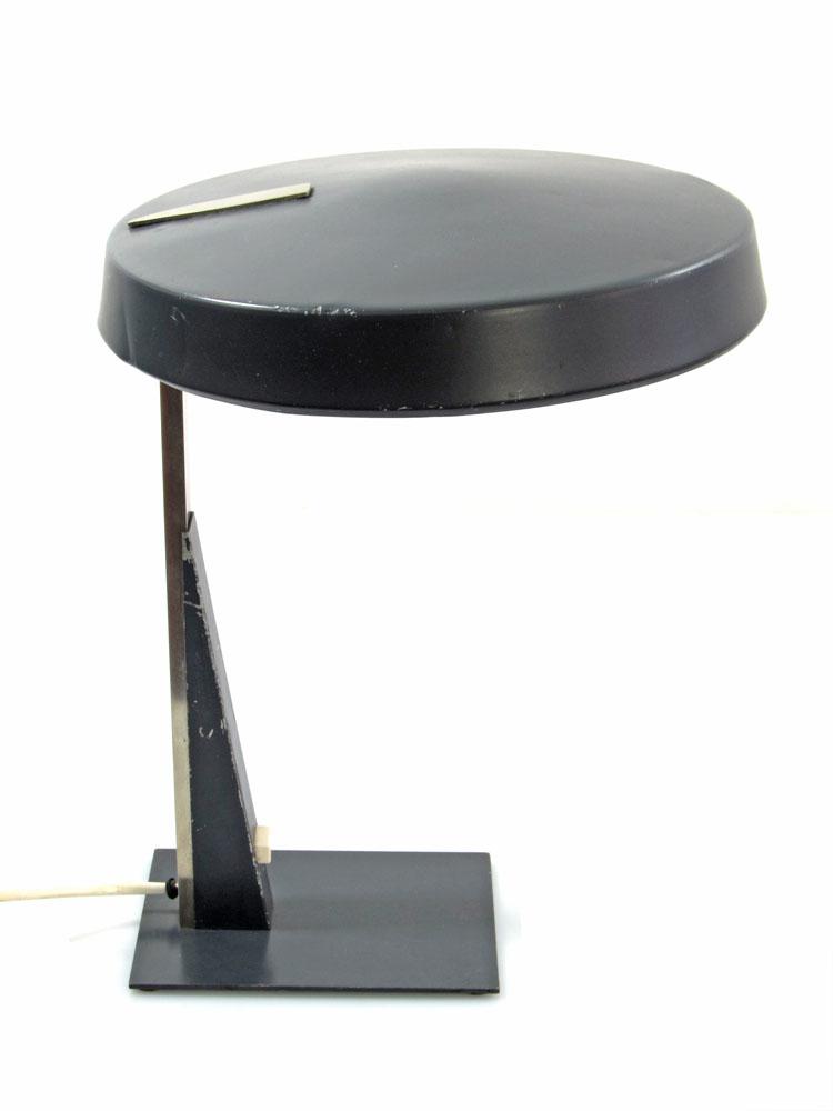 Philips Vintage Sixties Table Lamp Louis Kalff Bom