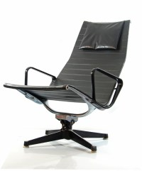 Eames lounge chair EA 124 original vintage - Sold