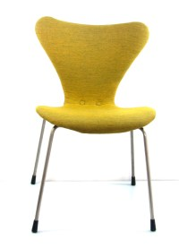 Arne Jacobsen early version series 7 chair Fritz Hansen