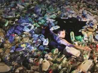 Adriana Calcanhotto realiza ação em prol da sustentabilidade dos oceanos