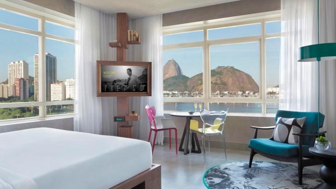 yoo2 Dados correspondem aos seis primeiros meses do ano (janeiro a junho). O hotel também cresceu 25% de ocupação se comparado a 2018