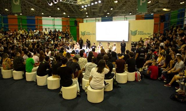 Bienal do Livro Rio tem recorde de público e programação intensa para último dia