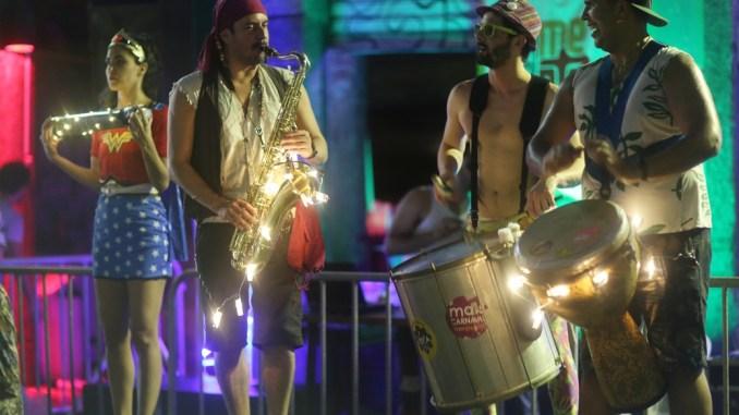 Bloco Tome Conta de Mim comemora 3 anos com participação de Sereias da Guanabara