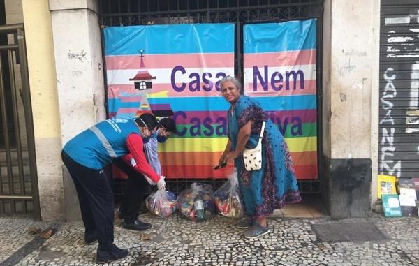 Profissionais do sexo ganharão cesta básica durante a quarentena no Rio de Janeiro