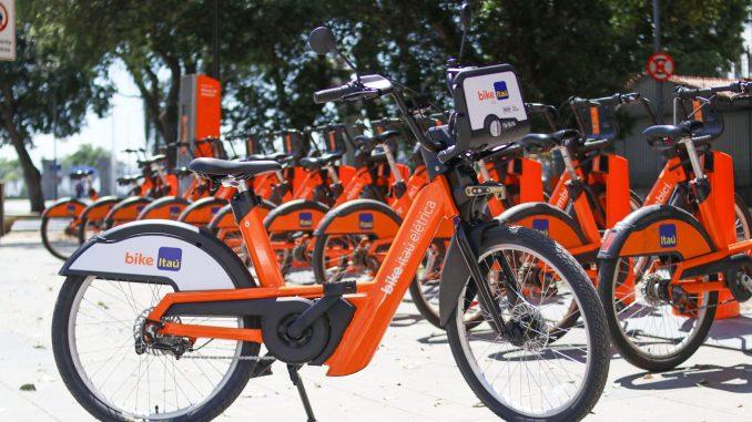 Rio de bikes elétricas: o que fazer em 15 minutos com as laranjinhas