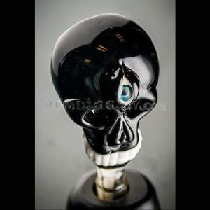 Josh Mcdaniel Black Skull Third Eye