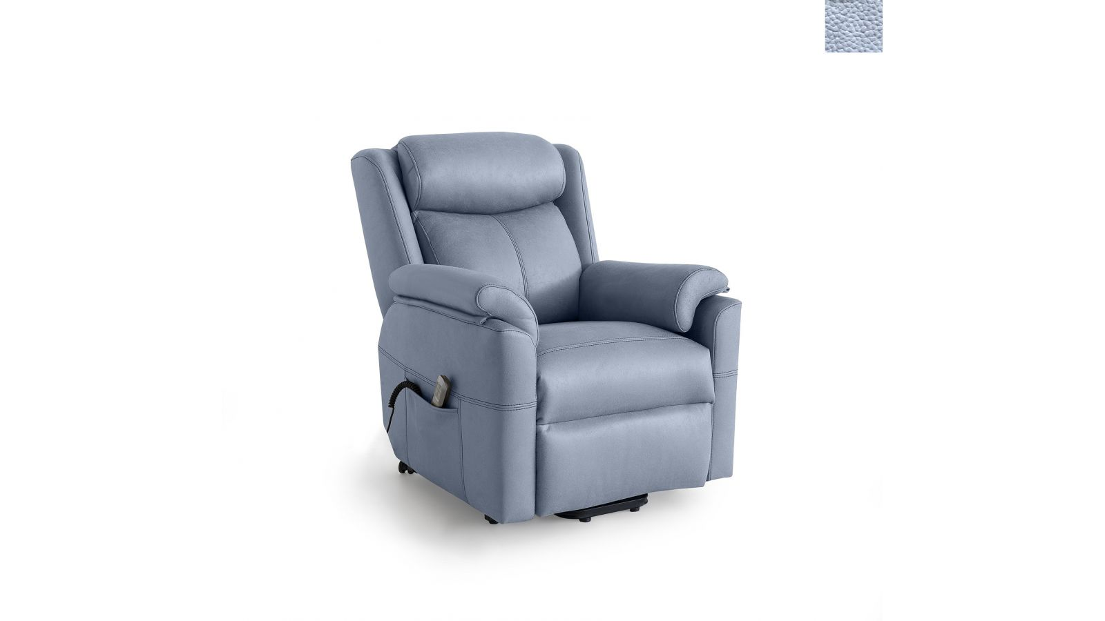 fauteuil relax manuel moteur et releveur belona