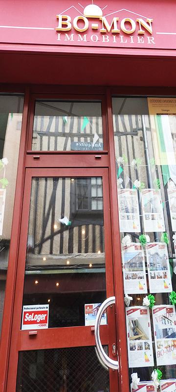 BOMON immobilier Limoges acheter vendre investir estimer