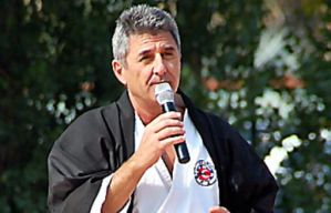Photo: Deuxième mandat de président pour Jean-Luc Rubio. © J.-C. M.