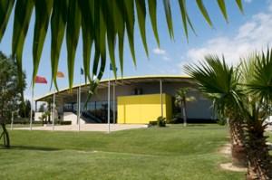 Halle des Sports de Bompas