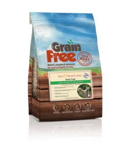 Grain Free Lamb, Sweet Potato & Mint dog food