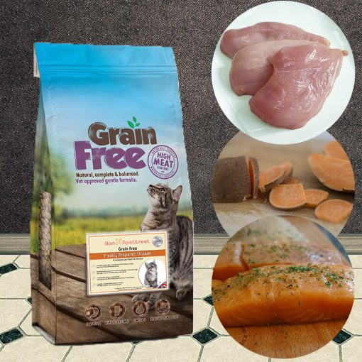 Grain Free Kitten Food