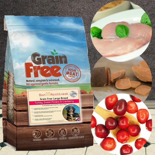 Grain Free Large Breed Dog Food