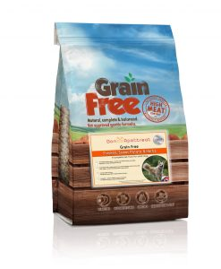 Grain Free Chicken, Sweet Potato & Herb dog food