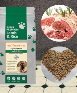 Super Premium Lamb dog food
