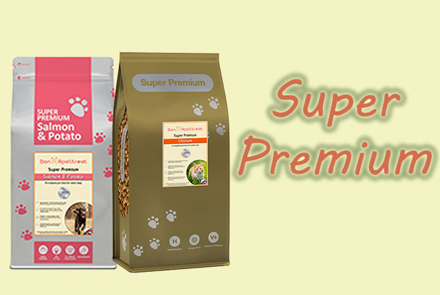 Super Premium Pet Food
