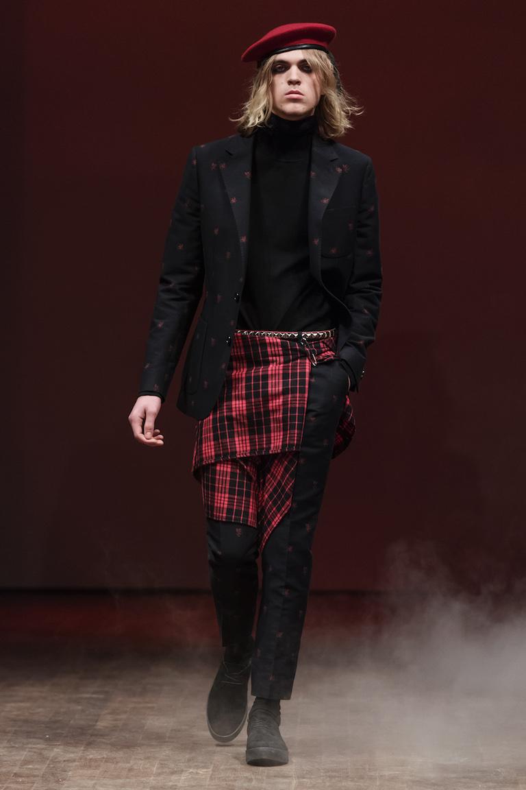 fd0a964e83e Castingen var perfekt (Erik Smidvik t.ex!) och jag ville ha exakt alla  kläder på visningen.