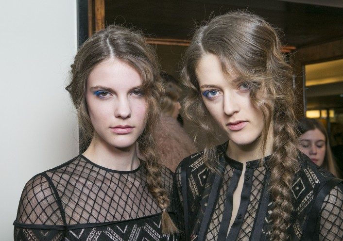 Temperley Backstage 179