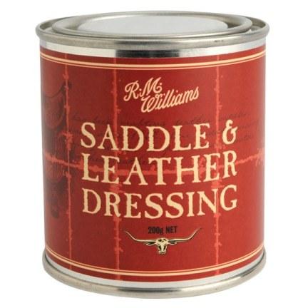 large-r.m williams saddle dressing