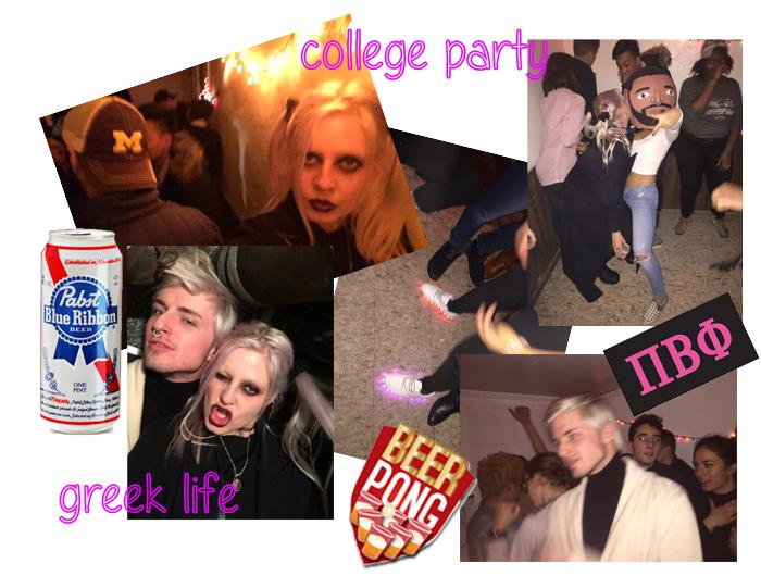 Michigan College Life