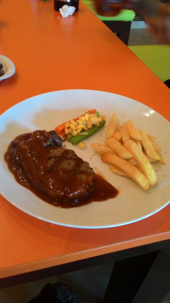 Lala Steak Palembang