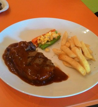 Lala's Steak Palembang