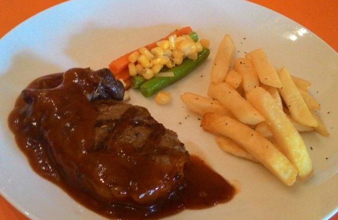 Lala's Steak Palembang