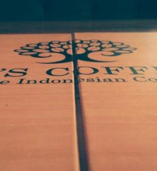 Pertamakali Cicip Kopi Gayo di El's Coffee Palembang
