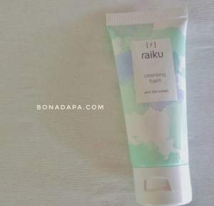Raiku Cleansing Foam