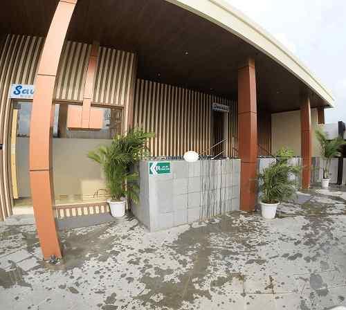 Review hotel senyum world Batu Malang