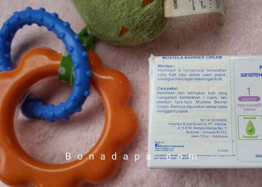 Mustela Barier Cream Indonesia 2