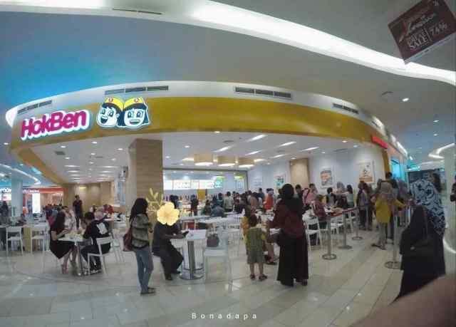 HokBen Palembang