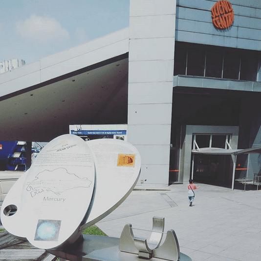 Science Centre Singapura di Jurong Liburan Keluarga ke Singapura
