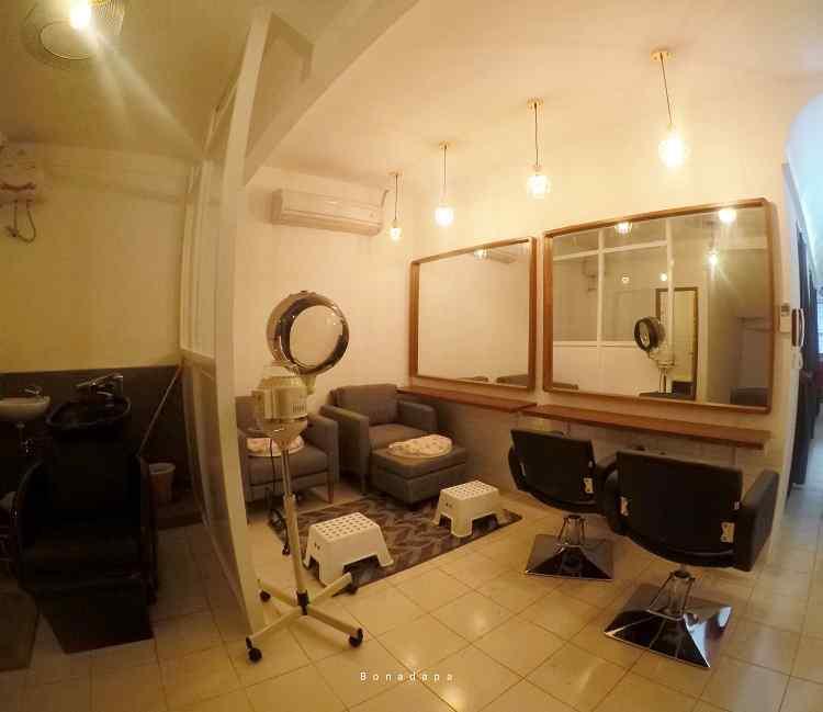 Fasilitas Salon MOZ5 Palembang Square 3