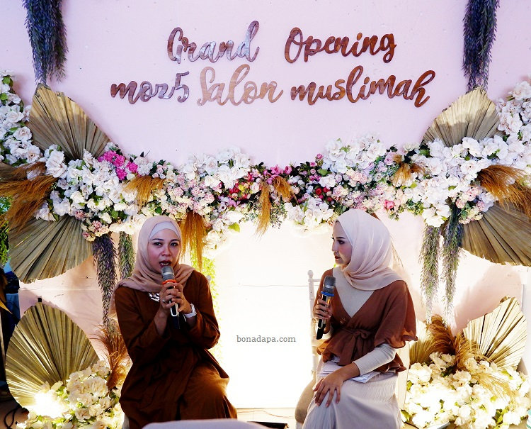 Talkshow Salon MOZ5 Palembang Square