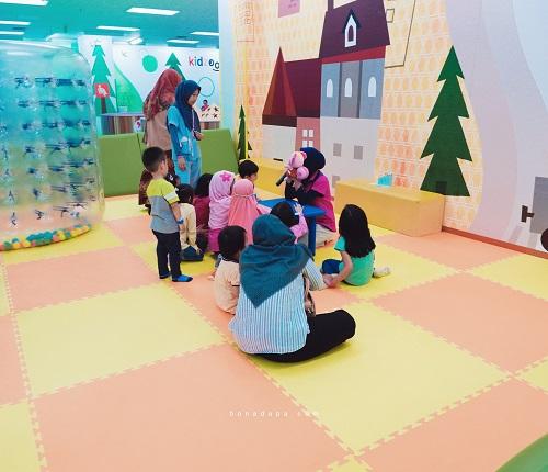 Tempat main anak di Palembang