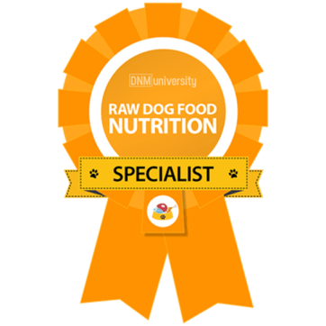 Raw Dog Food Nutrition Specialist