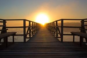 sunrise, light, sun